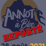 Report de l'édition 2021 d'Annot à Bloc