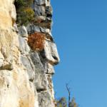 R1 – Grès d'Annot – Les falaises et leur gardien