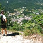R5 – Grès d'Annot – Comprendre les paysages au point de vue des Espaluns