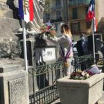Cérémonie de commémoration du 8 mai